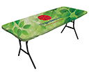 6ft Ultrafit Table Toppers  by Gopromotional - we get your brand noticed!