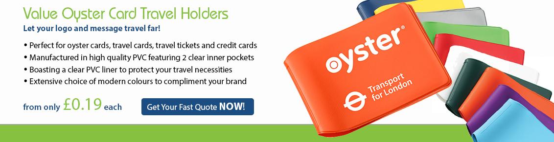 Value Oyster Card Travel Holder