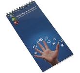 Slimline Spiral Bound Notepad