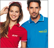 Clothing featuring your logo represents the obvious marketing choice!