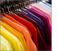 Simple, durable, loved by most, t-shirts and polo shirts are universally appreciated