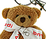 Teddy Bear Keychains