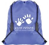 Safety Break Branded Drawstring Bag