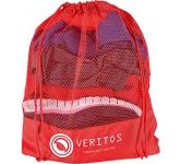 Javelin Promotional Mesh Drawstring Bag