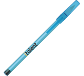 BIC Round Stick Pen - Frosted