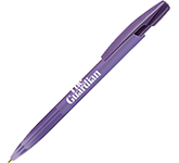 BIC Media Clic Pen - Frosted Barrel