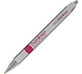 BIC Wide Body Chrome Pen