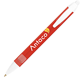 BIC Wide Body Pen - Frosted