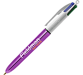 BIC 4 Colours Shine Pen