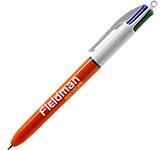 BIC 4 Colours Fine Point Pen