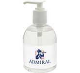 Lichfield Antibacterial Hand Sanitiser Gel - 250ml