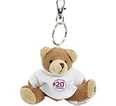 Baloo Bear Keyring With T-Shirt