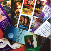 Turning readers into clients is not that difficult or expensive with bookmarks!