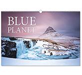 Blue Planet Wall Calendar