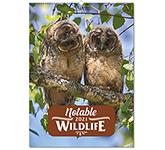 Notable Wildlife Wall Calendar