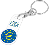 Euro Trolley Coin Stick