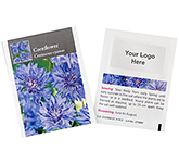 Seed Packets - Cornflower
