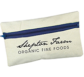 Organic Canvas Pencil Case
