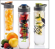 Fruit infusers keeping your target audience healthy and hydrated!