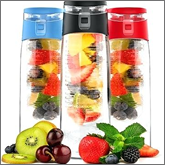 Invest in cost-effective fruit infusers