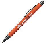 Atlantis Soft Touch Metal Pen