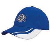 Bacliff Curved Peak Cotton Cap