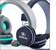 Perceived value is significantly higher when it comes to branded headphones