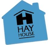 House Shaped Acrylic Fridge Magnets