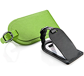 Rochester Small PU Luggage Tag