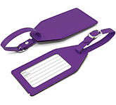 York Window PU Luggage Tag