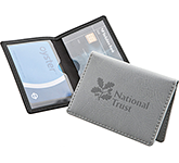 Buxton PU Credit Card Wallets