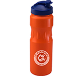 Teardrop 750ml Sports Bottle - Flip Cap
