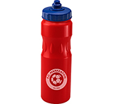 Teardrop 750ml Sports Bottle - Valve Cap