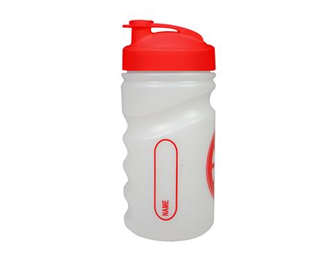 Contour Grip Budget 300ml Sports Bottle - Flip Cap