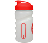Contour Grip Budget 300ml Sports Bottle - Flip Cap