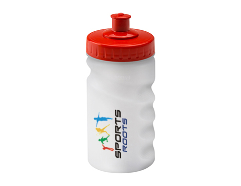Contour Grip 300ml Sports Bottle - Push Pull Cap