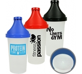 Fanatic 500ml Protein Shaker Bottle