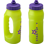 Marathon 500ml Glow Jogger Sports Bottle - Valve Cap