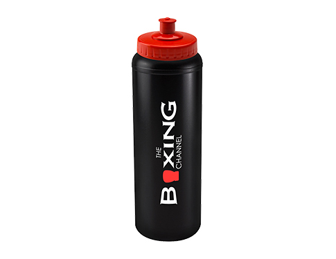 Maximus 1 Litre Sports Bottle - Push Pull Cap