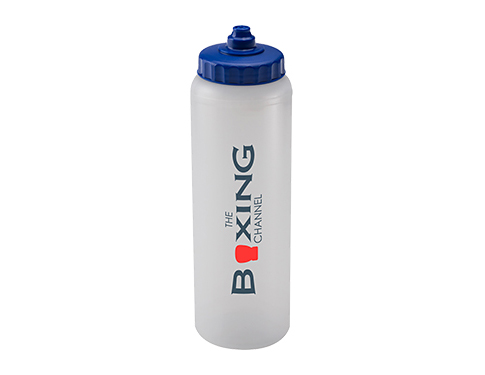 23f601311b Save on Maximus 1 Litre Sports Bottle - Valve Cap Printed With Your Logo |  GoPromotional UK