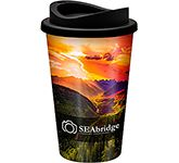 ColourBrite Universal 350ml Take Away Mug - Standard Lid