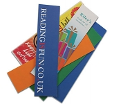Foam Backed Bookmark