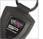 Leather keyrings - people appreciate quality - why not give it to them!
