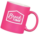 Durham Neon ColourCoat Mug