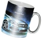 Sparkle Metallic Dye Sub Photo Mug