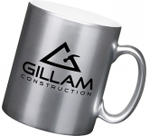 Durham Metallic ColourCoat Mug