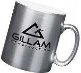 Durham Metallic ColourCoat Mug