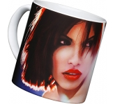 Dinky Durham Satin Photo Mug