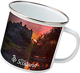 Trail 300ml Premium Enamel Photo Mug