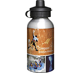 Super 400ml Aluminium Photo Sports Bottle